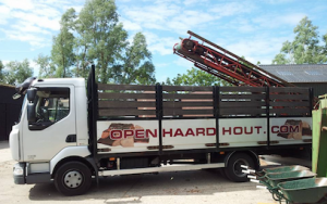 Openhaardhout Wagenveld
