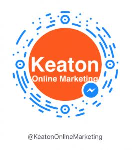 messenger adres Keaton
