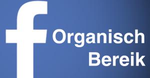 Organisch bereik op Facebook