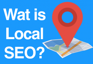 Wat is Local SEO