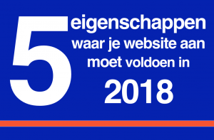 website in 2018