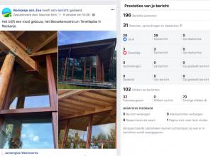 Facebook organisch bereik RAZ