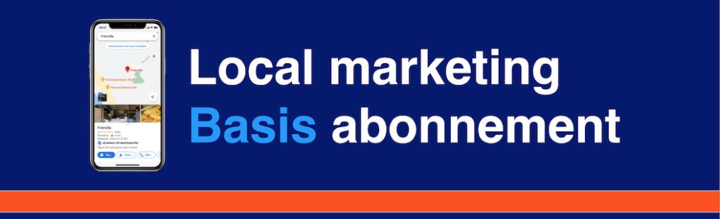 Local Marketing basis abonnement