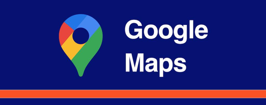 Bedrijf op Google Maps