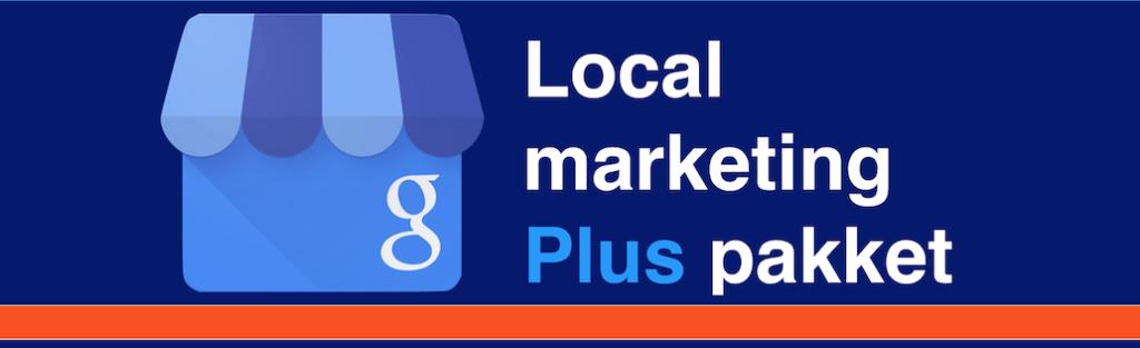 Local Marketing Plus pakket